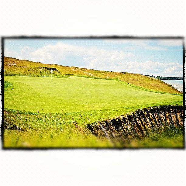 Whistling Straits Photograph - Green Side by Scott Pellegrin