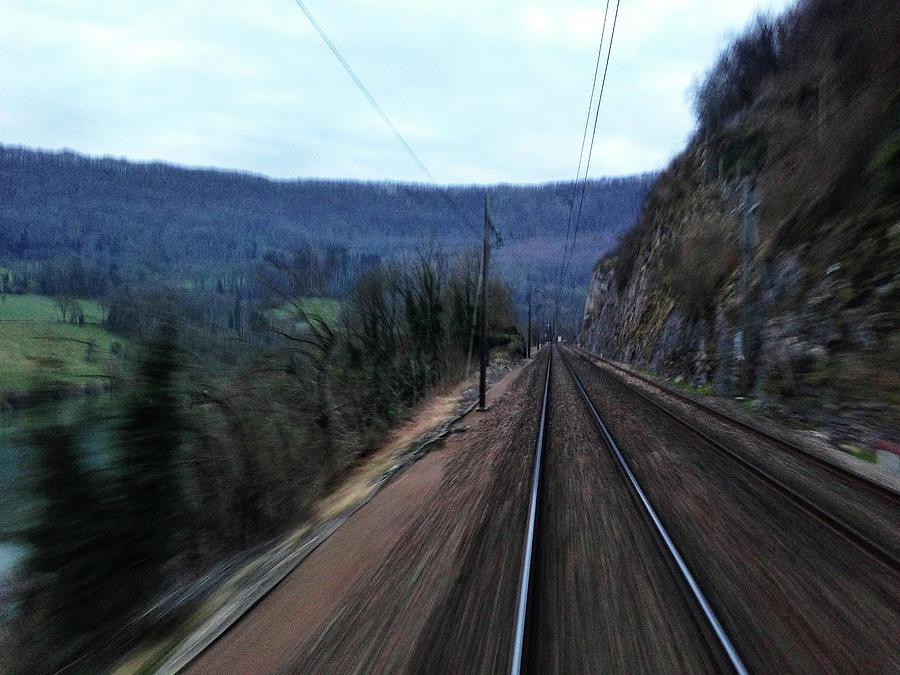 Green Travel Photograph by Lazypixel / Brunner Sébastien