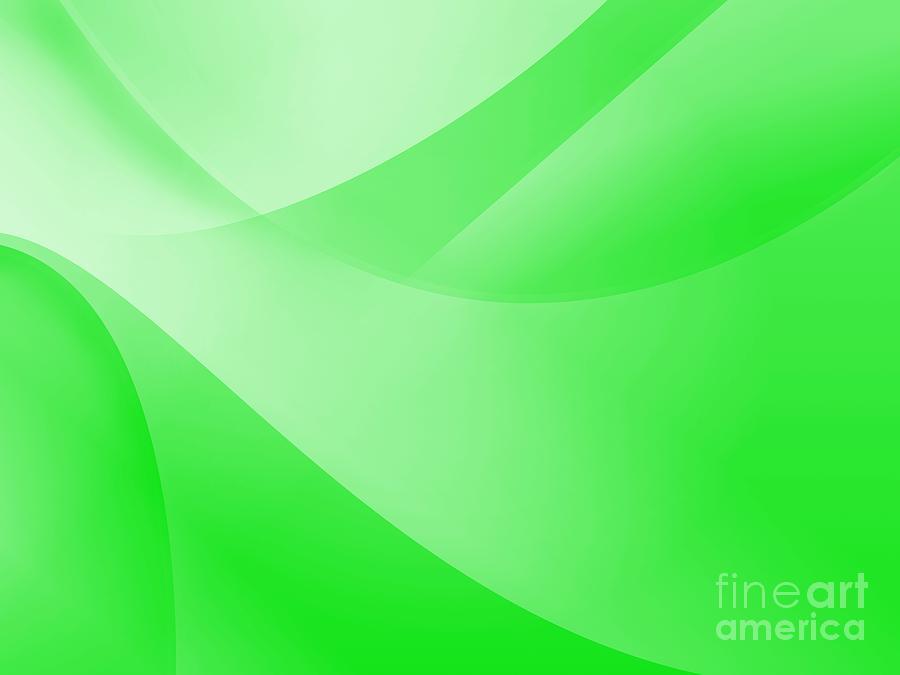 Green Wallpaper Digital Art