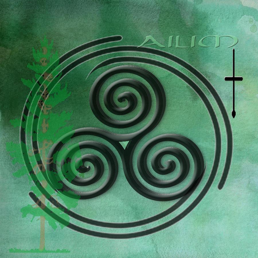 Celtic Water Symbol