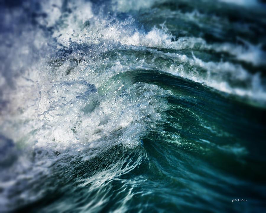 Green Wave by John Pagliuca