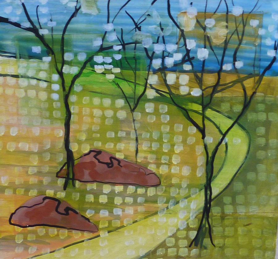 Greening of Town Lake Too by Melanie Lewis