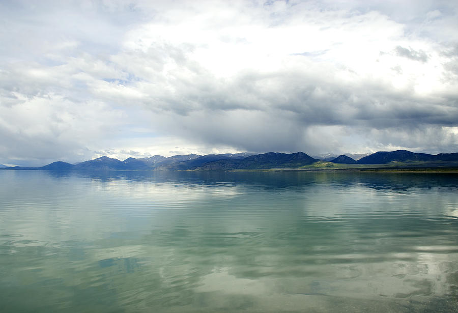 Lake Photograph - Greens and Blues by Jessica Wakefield