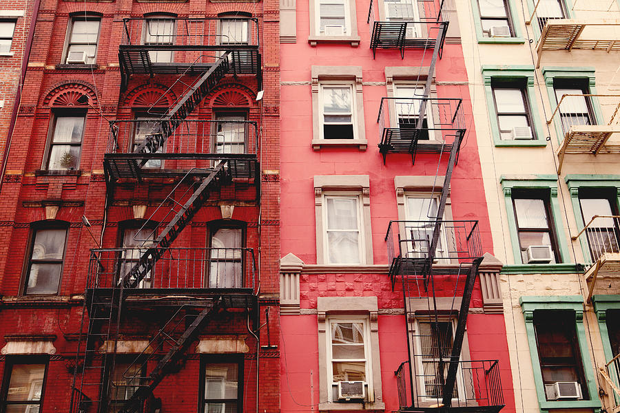 Nyc Photograph - Greenwich Village  by Kim Fearheiley