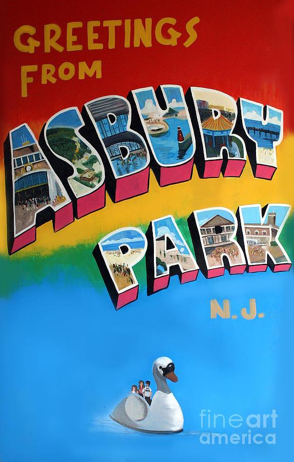 Greetings from asbury park painting by melinda saminski asbury park painting greetings from asbury park by melinda saminski m4hsunfo