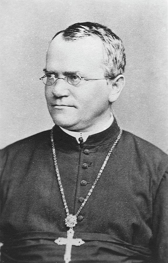 1800s Photograph - Gregor Mendel by American Philosophical Society