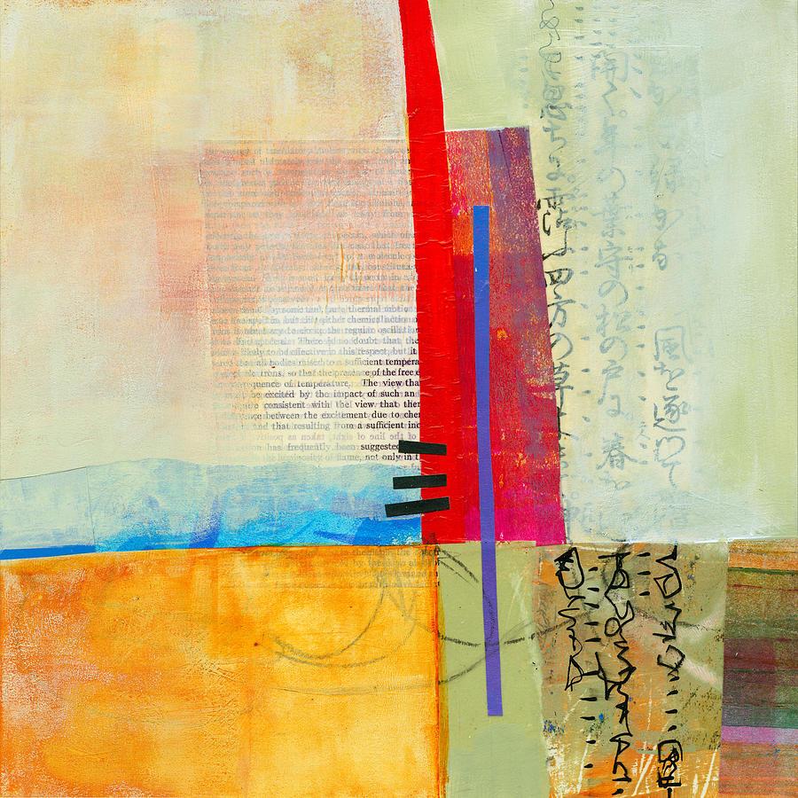 Jane Davies Painting - Grid 3 by Jane Davies