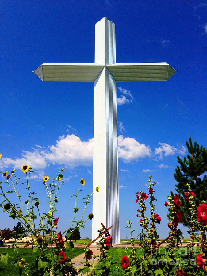 Groom Texas Cross by Diana Sainz by Diana Raquel Sainz