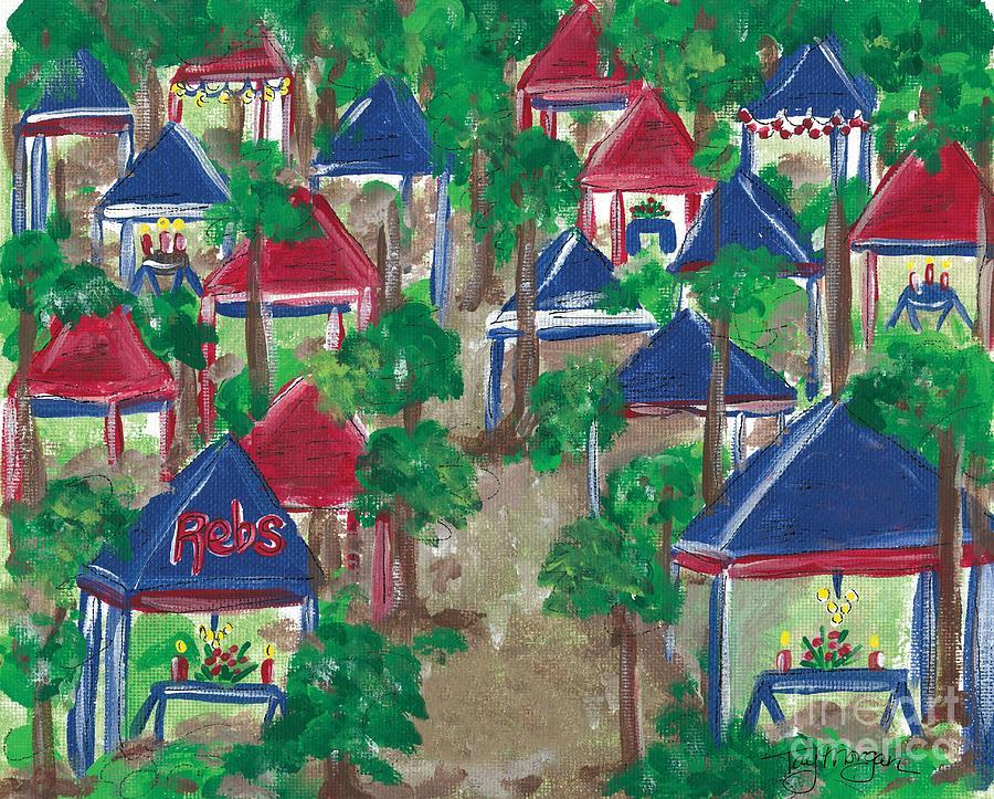 Ole Miss Canvas Paintings