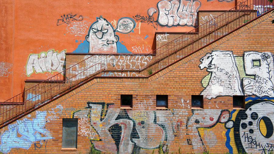 Grrrrr Photograph by Kees Colijn