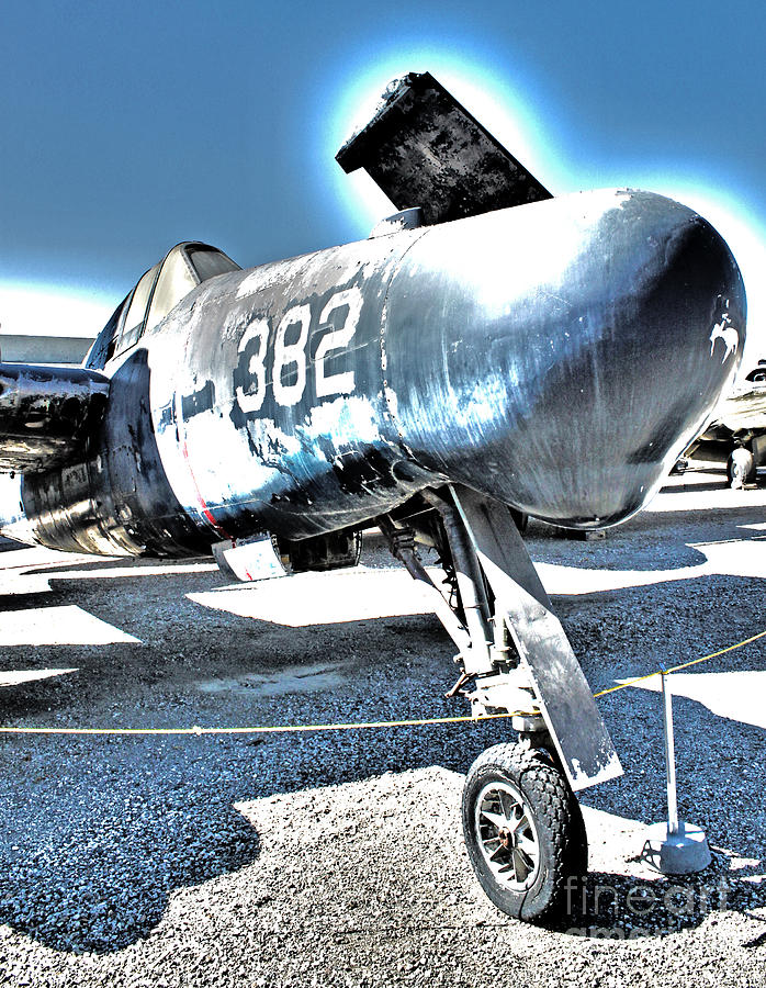 Aircraft Photograph - Grumman Tigercat F7f-3n  -  04 by Gregory Dyer
