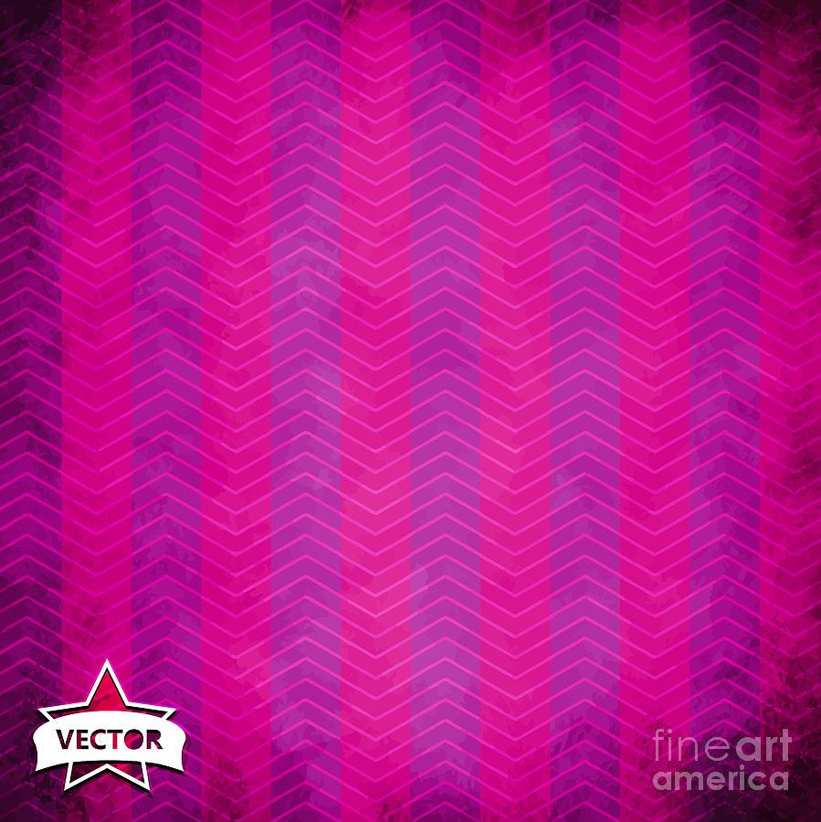 Bright Digital Art - Grunge Vector Wallpaper by Horenko