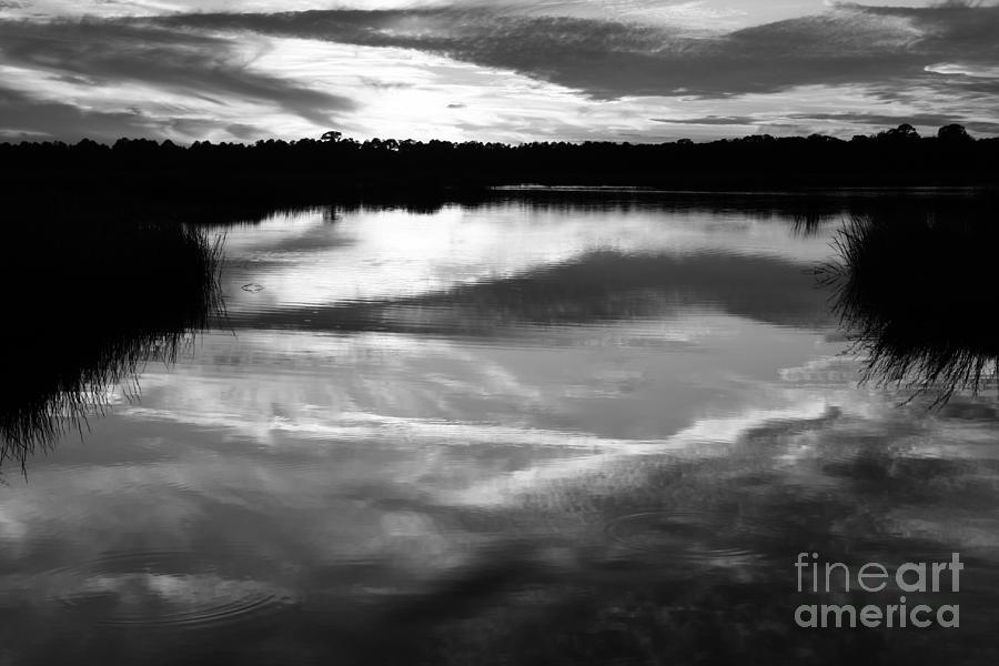 Guana Beach Reflections by John F Tsumas