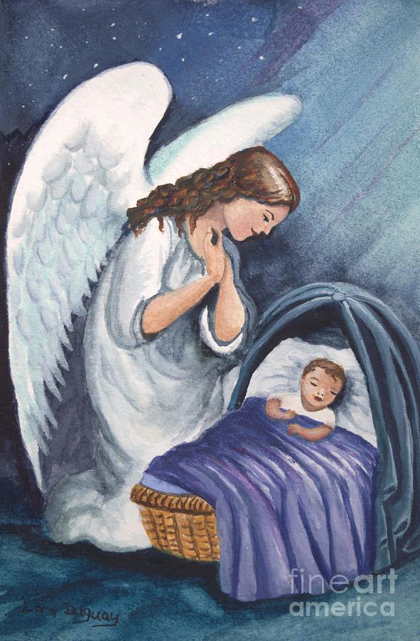 Guardian Angel by Lora Duguay