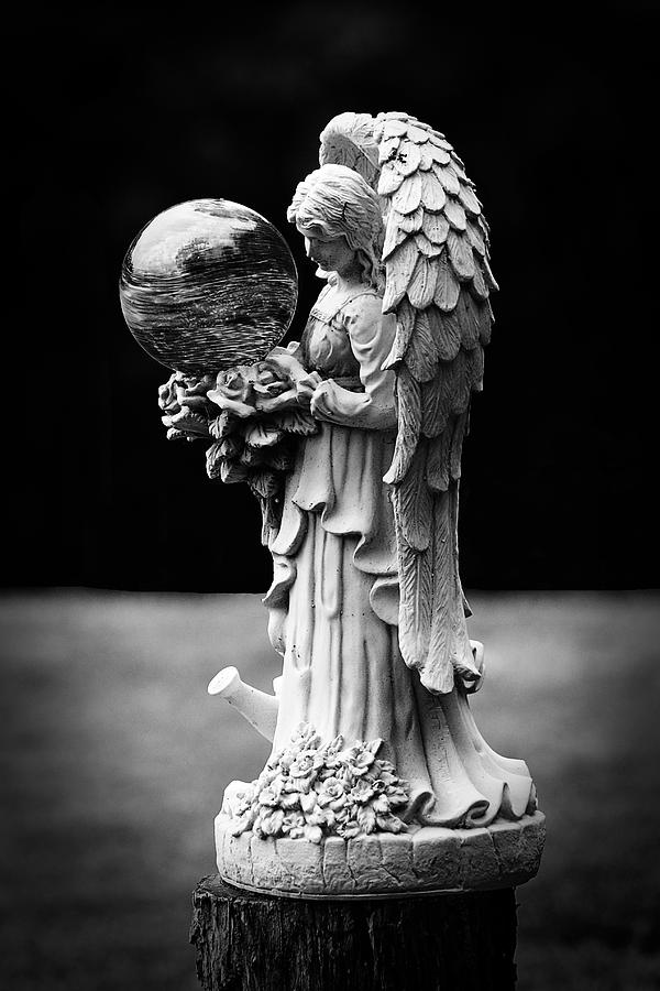 Guardian Angel by Lorna R Mills DBA  Lorna Rogers Photography