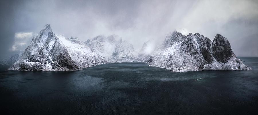 Guardian Of Lofoten Photograph by Stan Huang