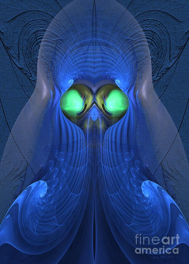 Guardian Of Souls Digital Art
