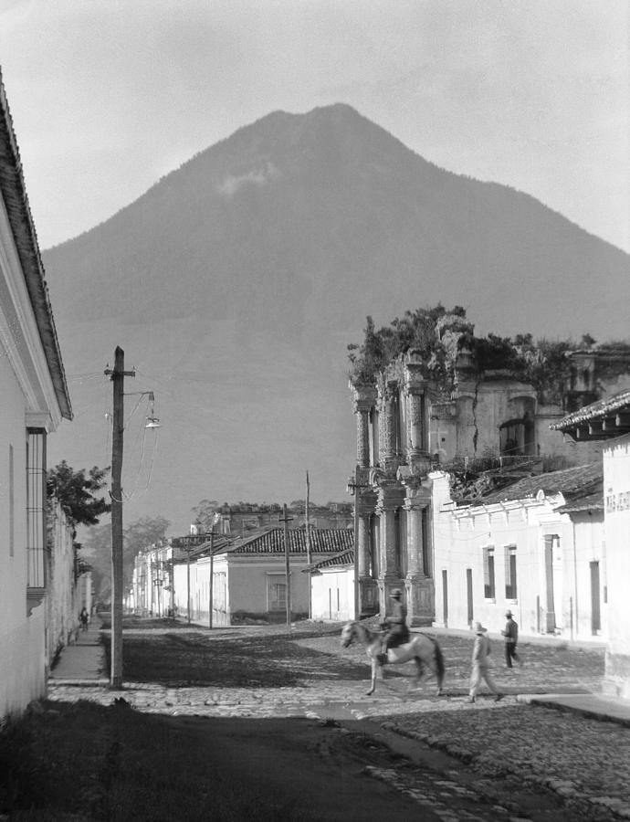 1920 Photograph - Guatemala, C1920 by Granger