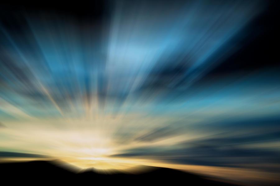 Landscape Photograph - Guiding Light  by Kevin Bone