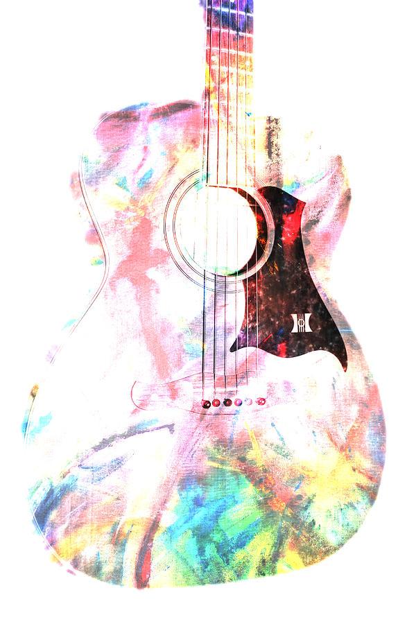 Guitar Harmony IIi Photograph