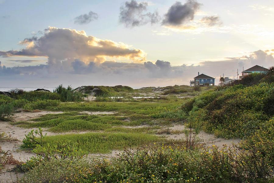 Gulf Coast Galveston Tx Photograph