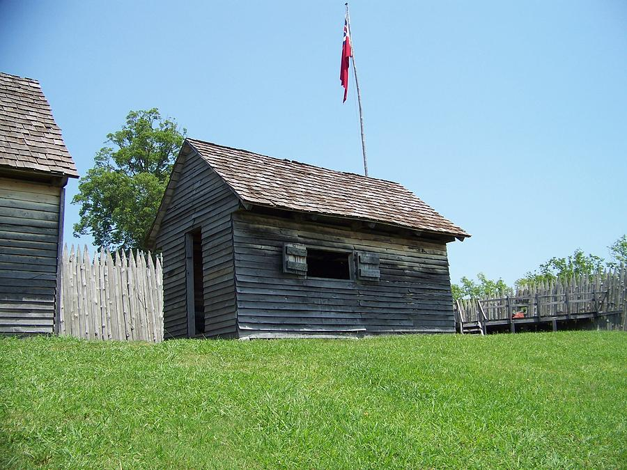 Gun Powder At Fort Loudon Photograph by Regina McLeroy