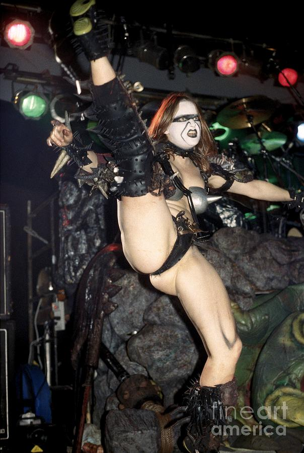 Gwar Photograph By Concert Photos
