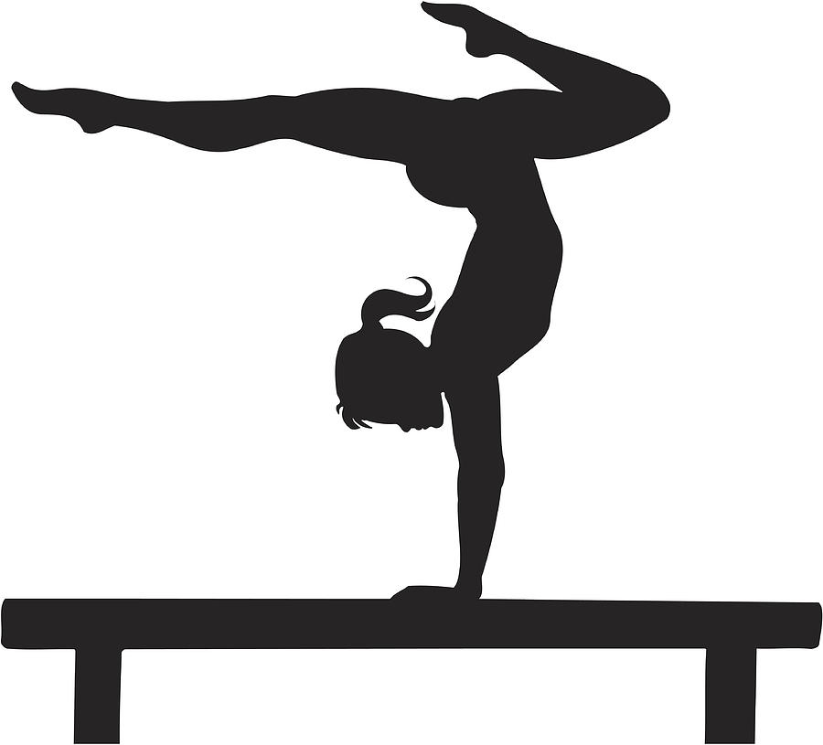 Gymnastics Drawing by Zaricm