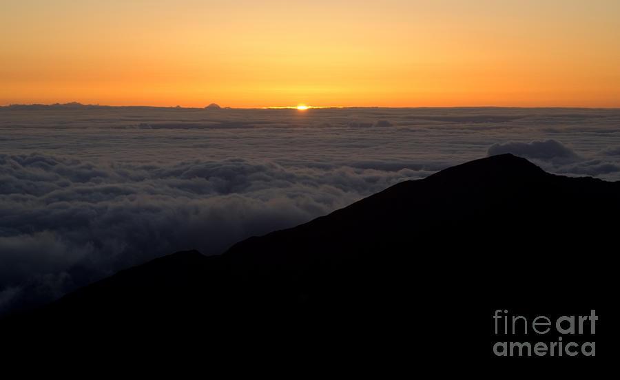 Landscape Photograph - Haleakala Sunrise by Benjamin Reed