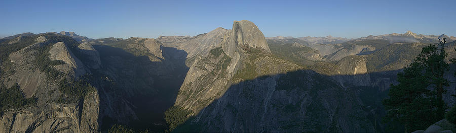 Half Dome Photograph by Gary Lobdell