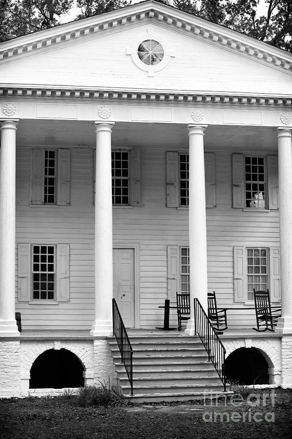 Hampton Plantation Photograph - Hampton Plantation by John Rizzuto