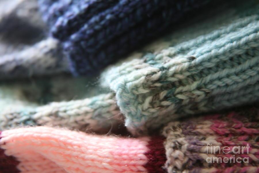 Woollen Photograph - Handcrafted by Lynn England
