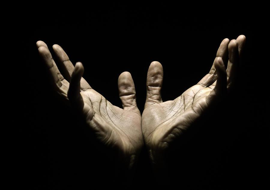 Hands to Heaven Photograph by Juanmonino