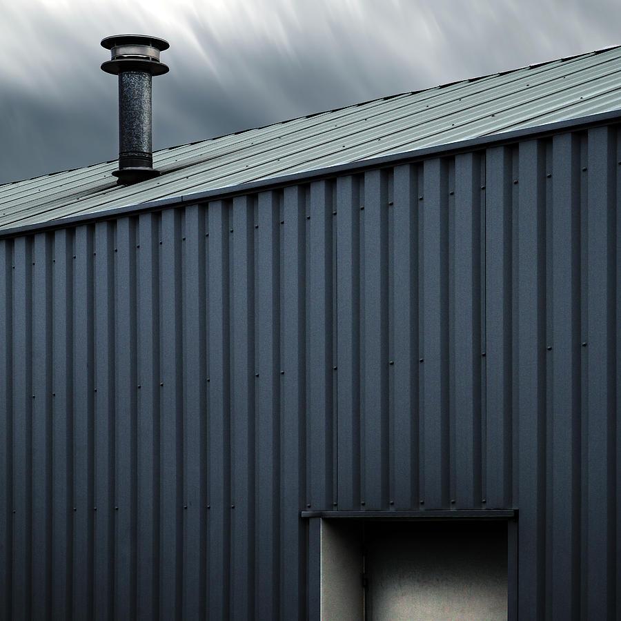 Hangar Photograph by Gilbert Claes
