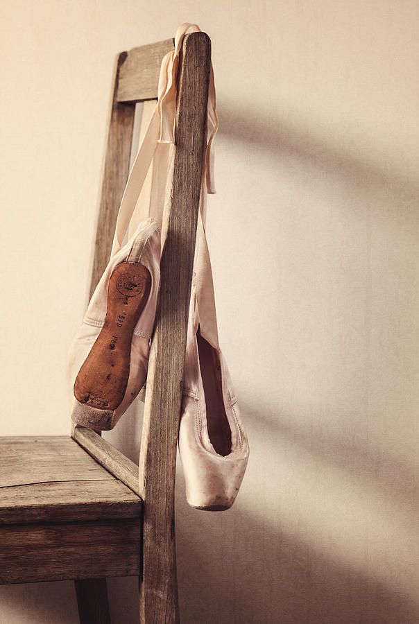 Ballet Photograph - Hanging In The Moment by Amy Weiss