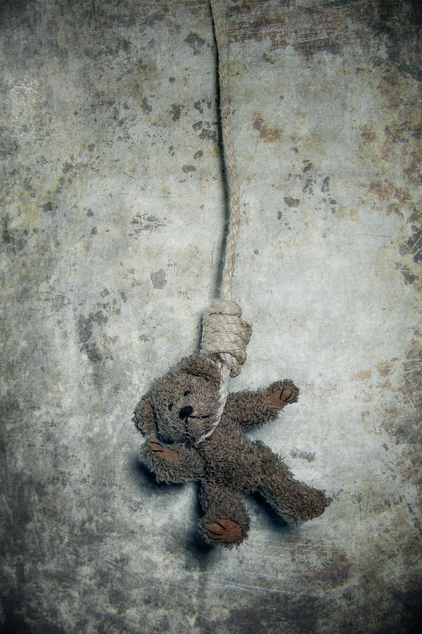 Gallows Photograph - Hanging On The Gallows by Joana Kruse