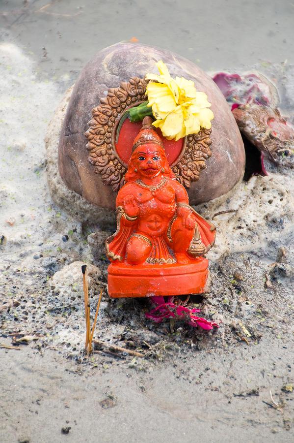 Allahabad Photograph - Hanuman by Gaurav Singh