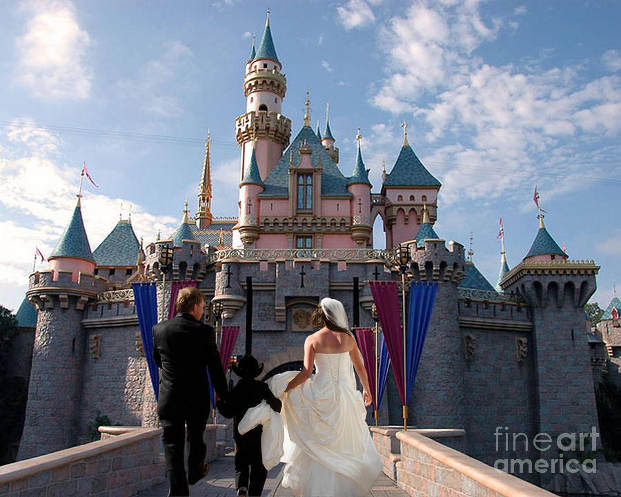 Weddings Photograph - Happily Ever After by Jon Burch Photography