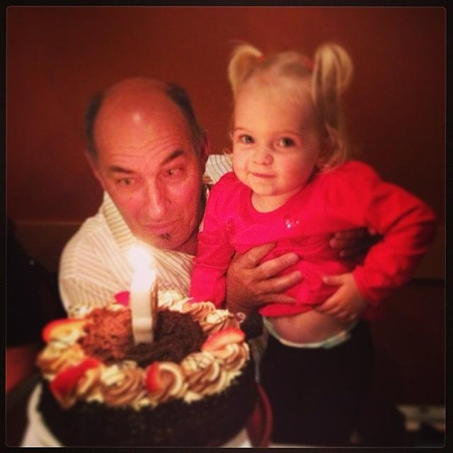 Love Photograph - Happy 50th Birthday Dad/ Poppy! 💚 by Chels Burkitt