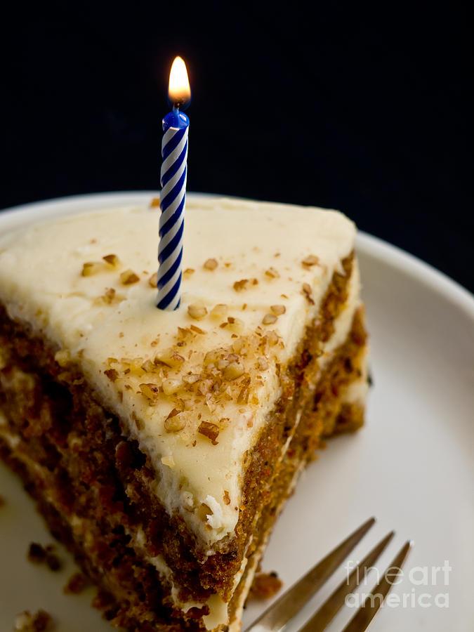 Happy Photograph - Happy Birthday by Edward Fielding