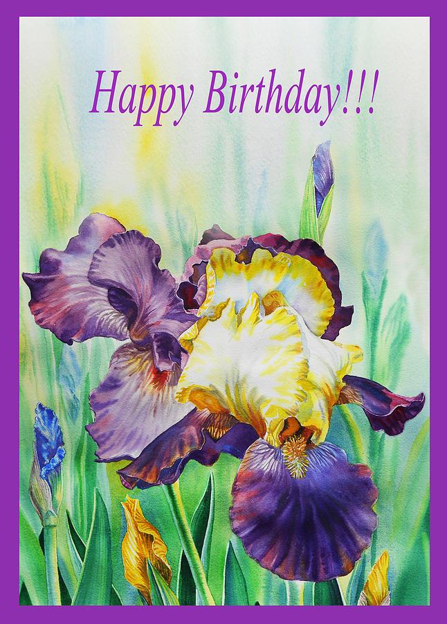 Happy birthday irina