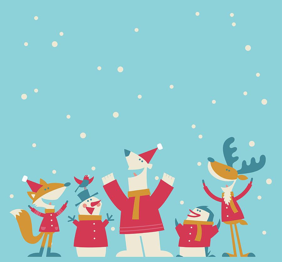 Happy Christmas Digital Art by Akindo