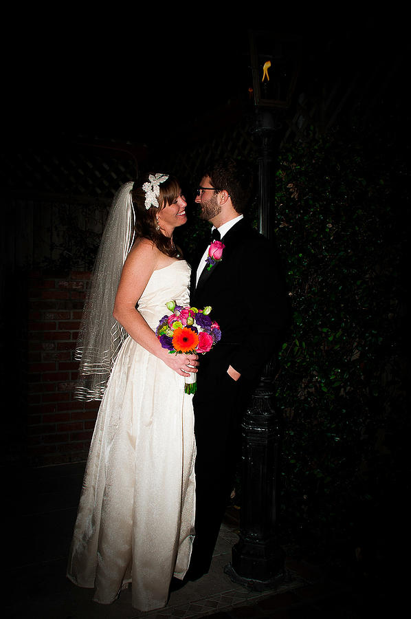 New Photograph - Happy Couple by Brett Kurtz