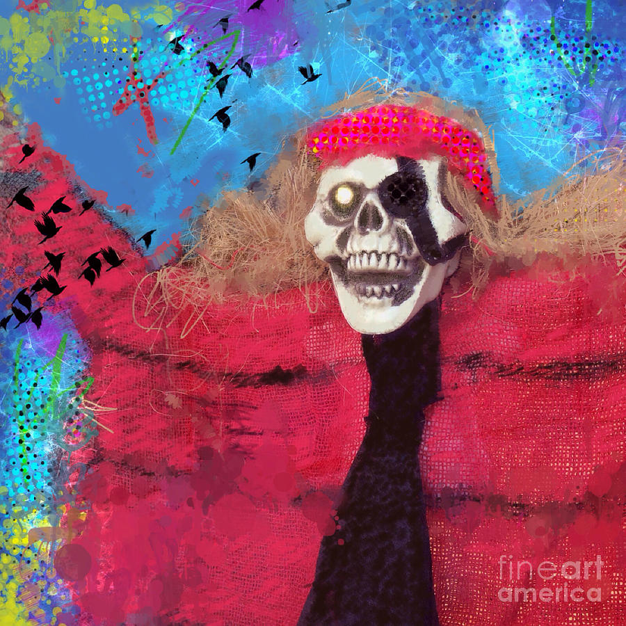 Happy Halloween Photograph - Happy Halloween by Elena Nosyreva