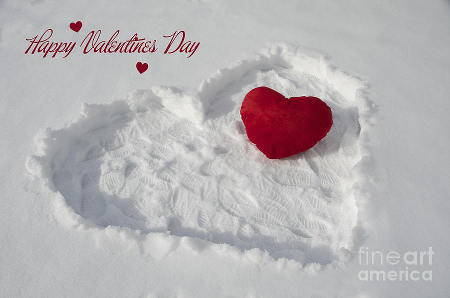 Happy Valentines Day Photograph - Happy Valentins Days by Nicole Markmann Nelson