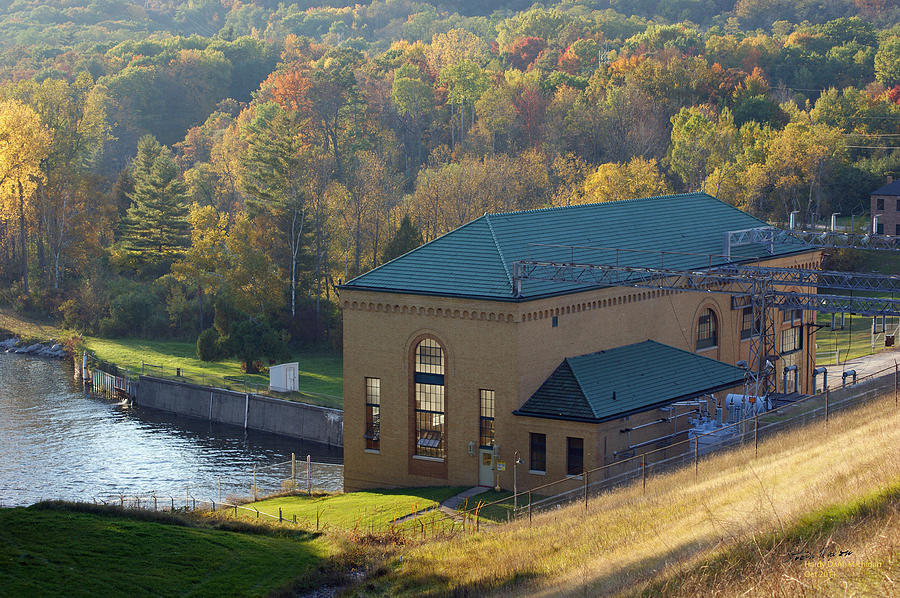 Hardy Dam Photograph
