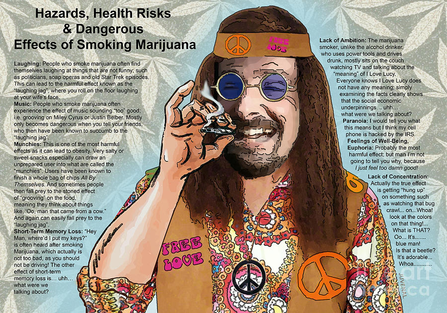 harmful effects on marijuana Most marijuana users enjoy the drug's ability to induce a sense of euphoria, but that doesn't come without side effects indeed, research shows that using marijuana can cause a variety of short and long-term effects.