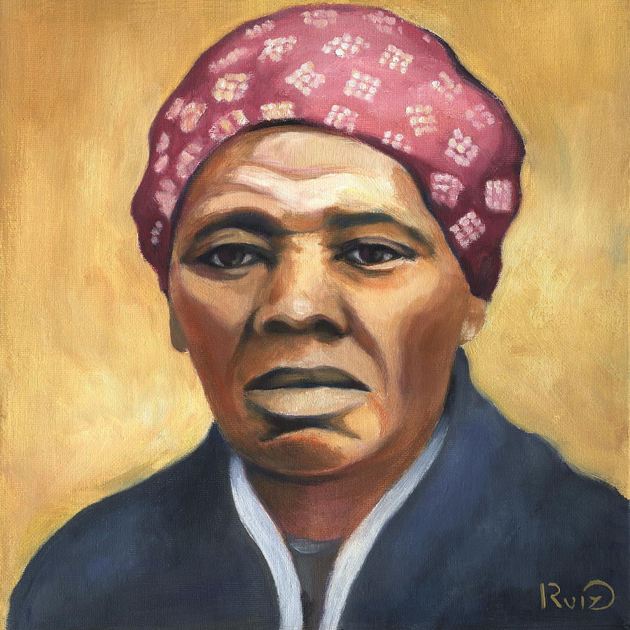 Harriet Tubman by Linda Ruiz-Lozito
