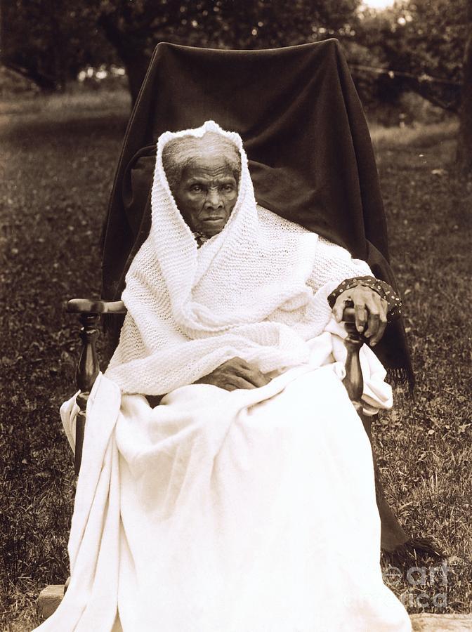 Douglass Photograph - Harriet Tubman Portrait 1911  by Unknown
