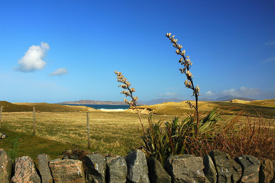 Harris Photograph - Harris Outer Hebrides by The Creative Minds Art and Photography